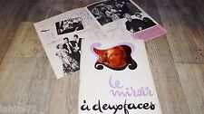 bourvil LE MIROIR A DEUX FACES ! m morgan dossier presse cinema 1958