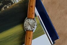 Vintage IWC Calibre 403 C-Case, Stainless Steel, All Original Wristwatch
