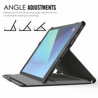 Slim Multi-angle Stand Cover Case for Samsung Galaxy Tab S3 9.7 SM-T820 / T825
