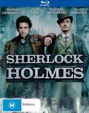Sherlock Holmes Steelbook (Bluray) [Robert Downey Jr] Brand New & Selaed