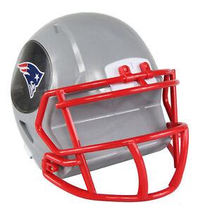 New England Patriots ABS Helmet Bank