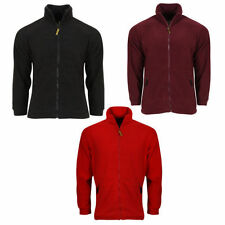 Men's Polyester Fleece Coats & Jackets