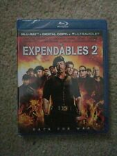 The Expendables 2  Blu-ray + Digital + Ultraviolet. Stallone, Statham.