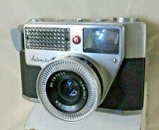 Yamato Mini-Electro 35 Automatic Camera Japan Luminor Lens MidCentury Deco (JBC