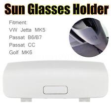 Car Sunglasses Holder Glasses Storage Case For VW Golf MK6 Jetta MK5 Passat