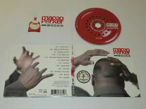 Maceo Parker – Dial: Maceo /ESC Records – ESC 03665-2  CD ALBUM DIGIPAK