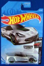 2019 Hot Wheels Roadsters Zamac - Corvette C7 Z06 Convertible