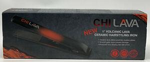 CHI Lava Volcanic Lava Ceramic Hairstyling Iron Model GF8269 BRAND NEW IN BOX!!!