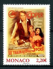 Monaco 2017 neuf sans charnière grace kelly films high noon gary cooper 1v set affiches timbres