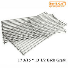 Brinkmann Stainless Steel Rod Cooking Grid/Cooking Grates Replacement For 2