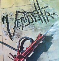 VENDETTA Vendetta 1982 USA Vinyl LP EXCELLENT CONDITION same ARE 37971  S/T