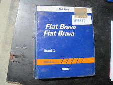 Fiat Bravo Brava 1 Werkstatthandbuch Reparaturhandbuch Werkstatthandbuch #1689