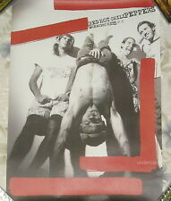 Red Hot Chili Peppers Greatest Hits Taiwan Promo Poster (Rhcp)