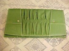 Miche Classic Shell Olive Green Faux Leather 11 1/2 x 6 1/4 Erica Discontinued