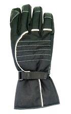 Mens winter motorcycle textile Cordura Gloves with Hipora Waterproof