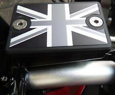 Triumph Tiger 800 885 955i 1200 Explorer Bremsflüssigkeitsdeckel Alu Union Jack