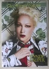 Cyndi Lauper The Historical Collection 2x Double DVD Discs