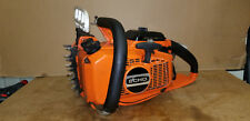 ECHO 510 EVL CHAINSAW 50cc HIGH COMPRESSION STARTS 1ST PULL ON PRIME  #61WS3
