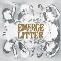 The Litter - Emerge [New Vinyl LP] 180 Gram, Deluxe Ed