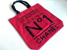 NEW CHANEL Le Rouge Collection No 1 Tote Bag LIMITED VIP EXCLUSIVE Collectible
