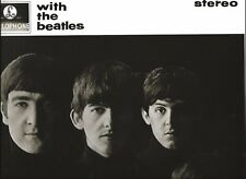 WITH THE BEATLES PARLOPHONE REMASTERED STEREO 180-GRAM VINYL LP LIMITED EDITION