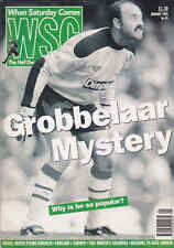 WHEN SATURDAY COMES Issue No.95 January 1995 Grobbelaar Mystery