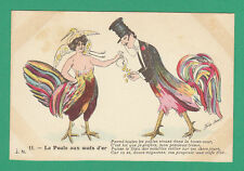 France Printed Collectable Novelty Postcards
