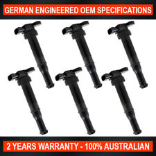 Ignition Leads Set To Fit Kia Carnival UP 2.5L .. OEM Brand New