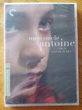 Mon Oncle Antoine [DVD, 2008] Criterion Collection Claude De Jutra SEALED