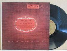 LCT 1143 RCA- Elsie Houston Sings Brazilian Songs- Villa Lobos/Bachianas RARE LP
