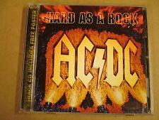 MAXI-CD / AC/DC - HARD AS A ROCK