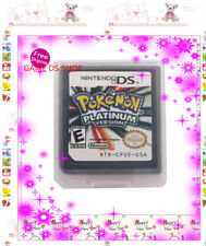 Pokemon Platinum Version Cartridge Only For Nintendo 2/3DS DS XL Christmas Gift