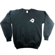 VTG 1986 Sweatshirt Phantom Of The Opera Broadway Crewneck Glow Print Size XL