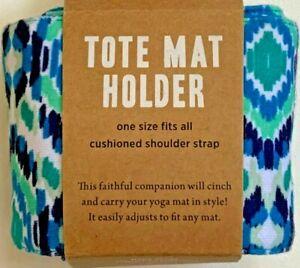 PrAna Yoga Tote Mat Holder - Yoga Strap - Sleeping Pad Carrier