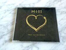 H.I.M The Sacrament Vol. 1 CD Maxi Single 3 Track Ed+ Video RARE! HIM Ville Valo