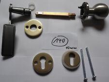 Knauf rund undTürdrücker (10mm)  - Metall (140)