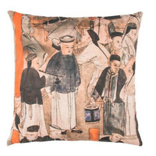 pad  Kissenhülle Chen 50 x 50 cm orange mit RV Japan-Notive