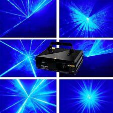 300mW 450nm Blue DMX DJ Disco Stage Laser Light Party Laser Lighting