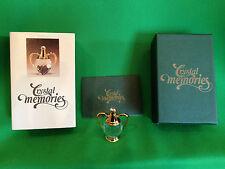 Swarovkski Crystal Memories Classics GREEK VASE (AMPHORA) Gold New!