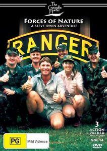 The Crocodile Hunter : Vol 14 (DVD, 2009) Region 4