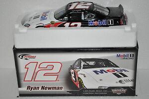 2007 RYAN NEWMAN #12 MOBIL 1/ALLTEL/CASE FRESH/ MINT