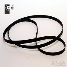 Fits THORENS  Replacement Turntable Belt for TD290 TD295 & TD295 MkII MkIII MkIV