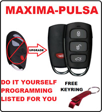 NISSAN PULSAR MAXIMA REMOTE KEY KEYLESS ENTRY 1999 2000 2001 2002 2003 2004 2005