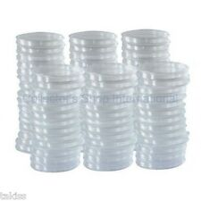 Coin Capsules 25.75 mm Ideal for 2 euro coins Box of 1000 pcs each