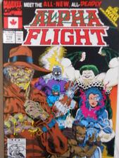 Alpha Flight n°110 1992  ed. Marvel Comics  [G.250]
