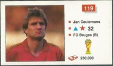 BANK OF MERLIN ITALIA 1990- #119-BELGIUM-JAN CEULEMANS