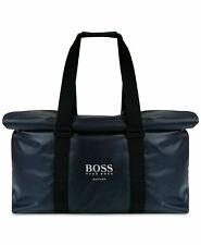 HUGO BOSS Men's Designer Holdall Sport Gym Expandable Duffel Bag FREE P&P BG6