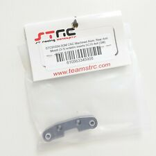 STRC STC91034-3GM Gunmetal Aluminum Rear Arm Mount 3-3 SC10 4x4 Hop-Up Part NEW