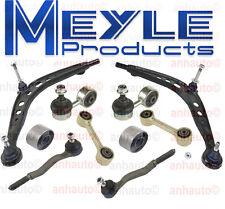 BMW E30 318i 318is 325 325i Meyle Front Suspension Kit Control Arm Tie Rod End
