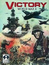Columbia Games 3501 Victory - World War II aka Blocks of War 1998 Unpunched   b3